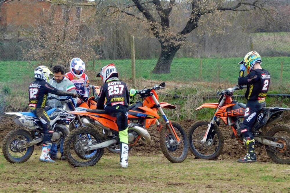 Steels Motocross